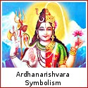Ardhanarishvara - the Symbolic Unity of Nature and Knowledge