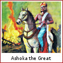 Ashoka the Great - A Journey from Monarch to Monk