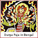 Durga Puja in Bengal - an Ode to the Sacred Feminine