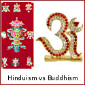 Hinduism vs Buddhism - Complementary or Contrary?