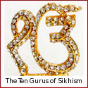 The Ten Gurus of Sikhism