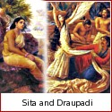 Sita and Draupadi - the Two Great Icons for Womanhood