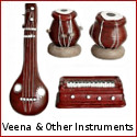 Veena and Other Ancient Musical Instruments of India