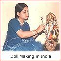 Doll Making in India