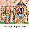Folk Art Paintings - a Reflection of the True Ethos of India