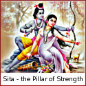 Sita - The Silent Pillar of Strength in Ramayana
