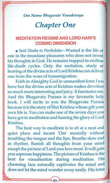 Read bhagavata purana online dating 5
