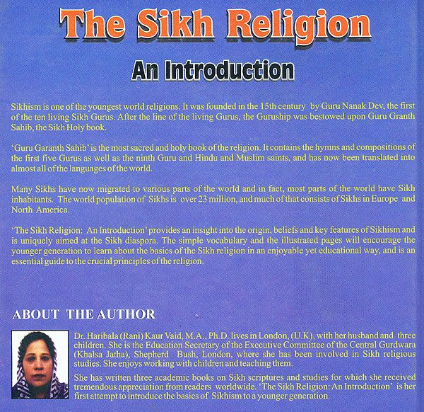 introduction to sikhism Introduction the sikh religion and beliefs sikhism a way of life and philosophy well ahead of its time when it was founded over 500 years ago, the sikh religion.